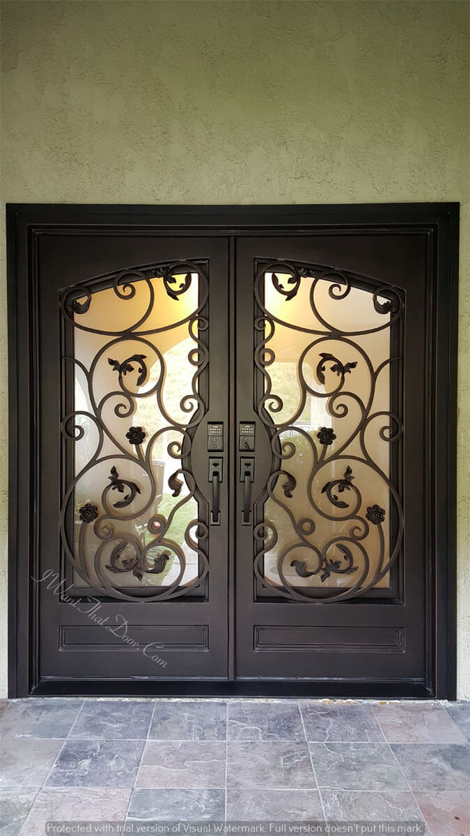 Wrought Iron Door Company in Denver, CO