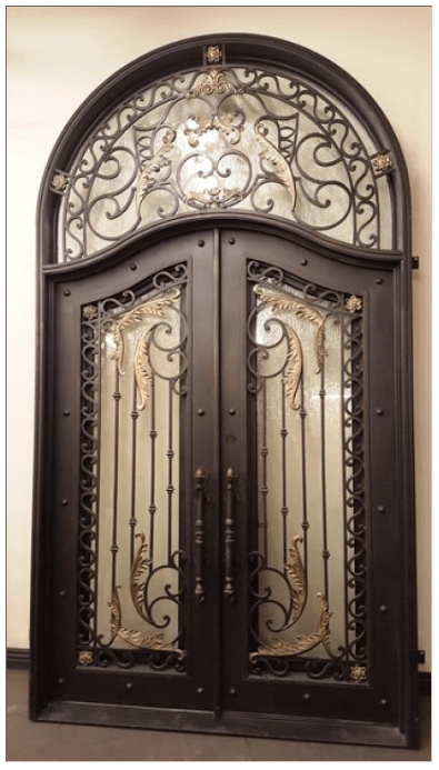 Iron Entry Front Doors Los Angeles