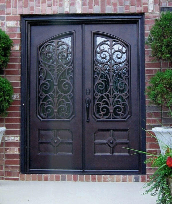 Universal Custom Iron Doors in Missouri