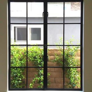 Steel Awning Casement Window